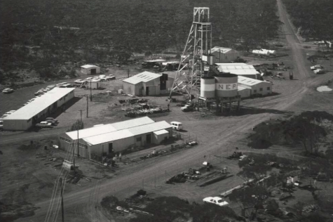 Photo of the Nepean Nickel Mine