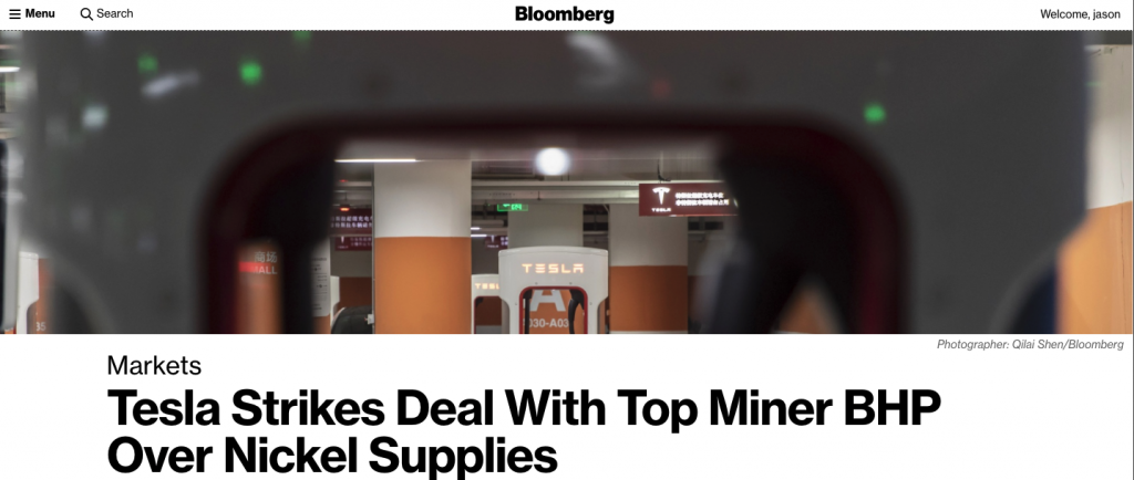 Bloomberg Articles